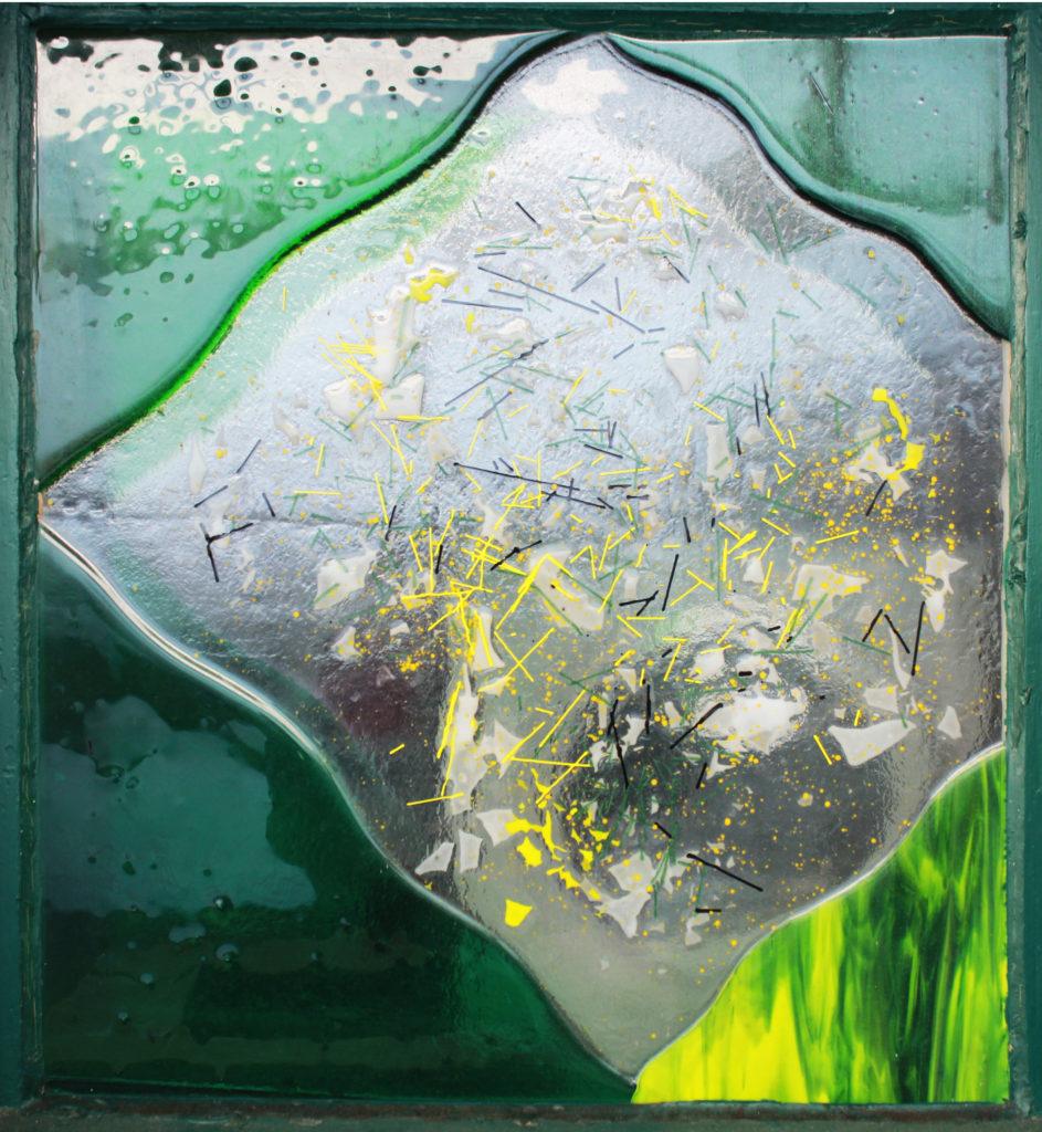 Glaserei Zischka:Kunstverglasung. Fusingglas.