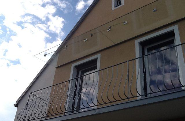 Glaserei Zischka: Glas Vordach